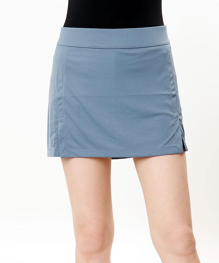 JL 選べるColor♪一体型ペチパンツ付きスカート