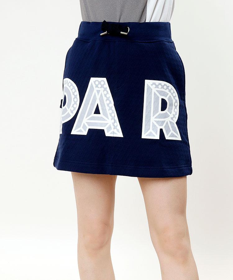 PG ダイヤカットBIGロゴ◆台形スカート