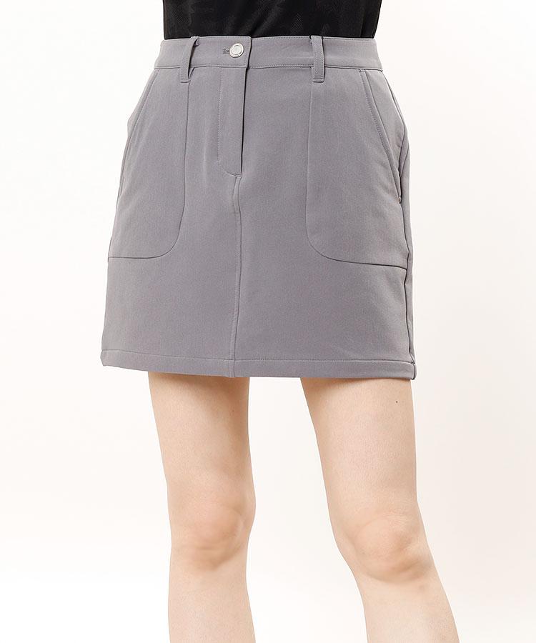 TL 撥水ストレッチ★台形スカート