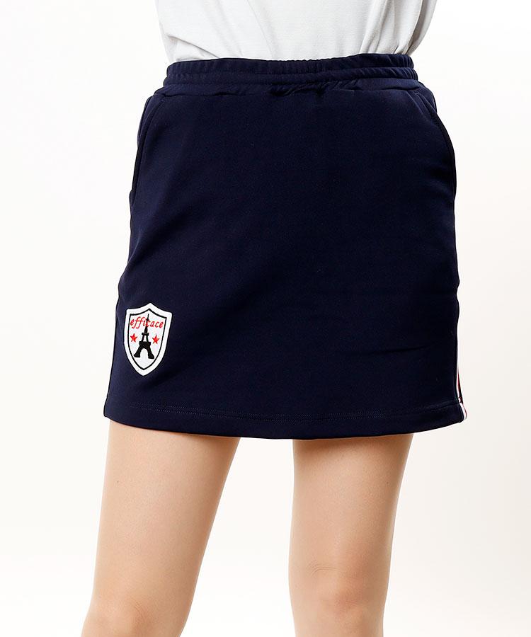 EF ペチ付き★トリコLINEフリーススカート