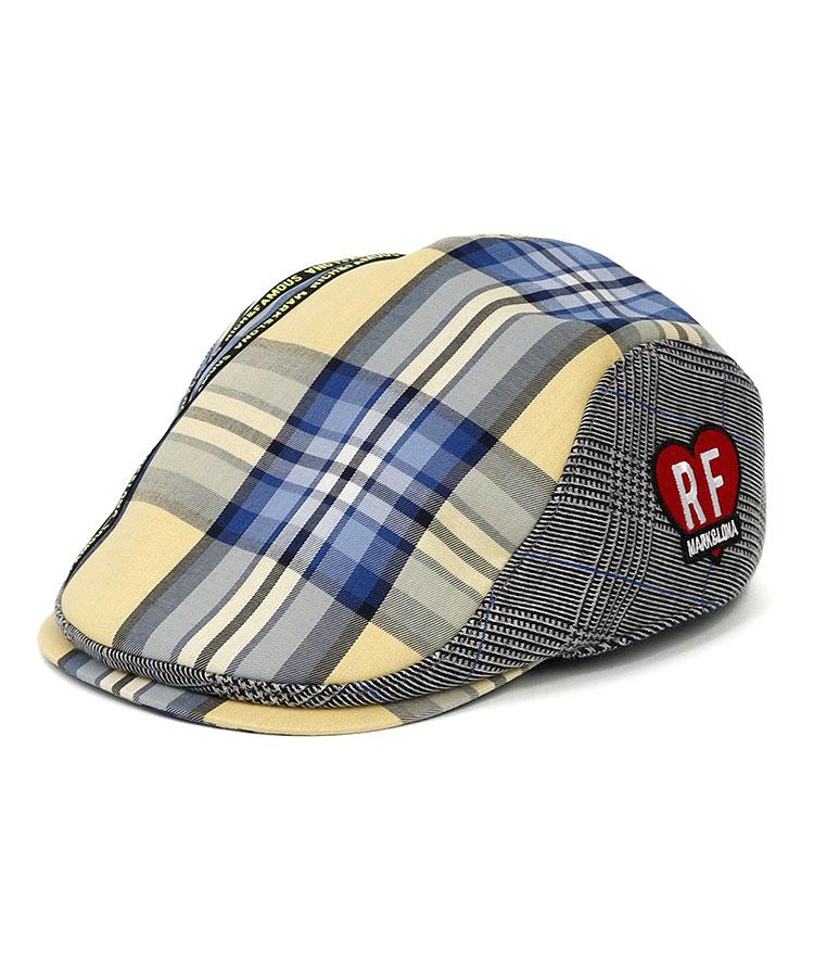 ML [RICH&FAMOUS]千鳥×マドラス★ハンチング帽
