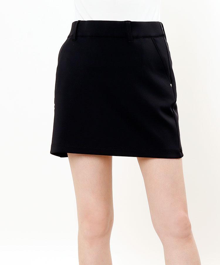 BR STRETCH★立体ロゴスカート
