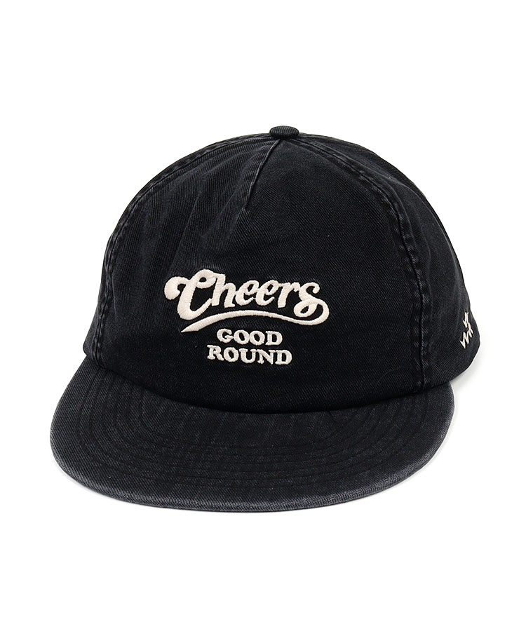 BC Cheersロゴ★simpleキャップ