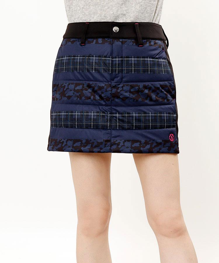 FG 防風あったか♪プリントスカート