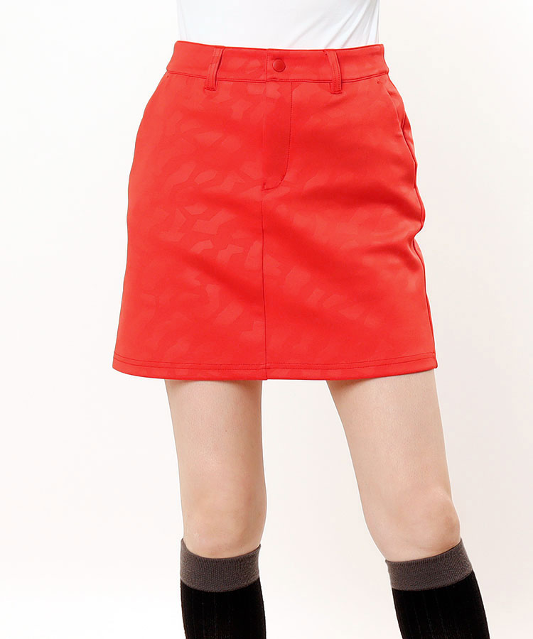 BE メンフィス柄★タイトスカート