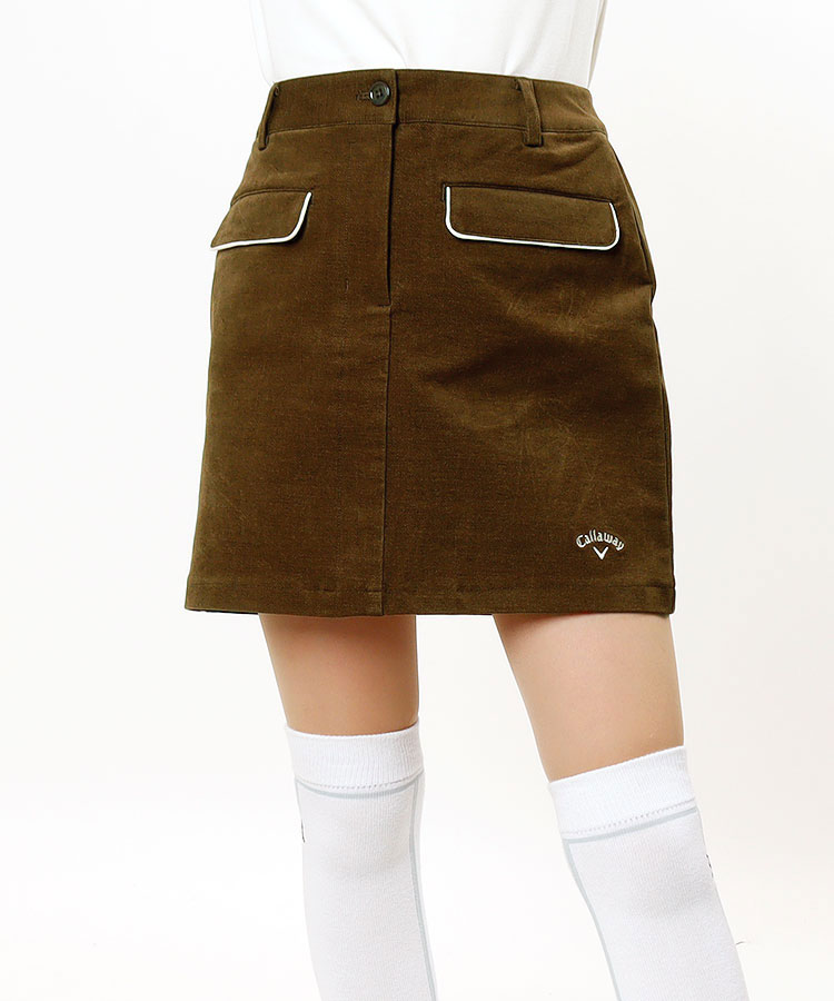 CA 8WAYストレッチ◆微起毛スカート