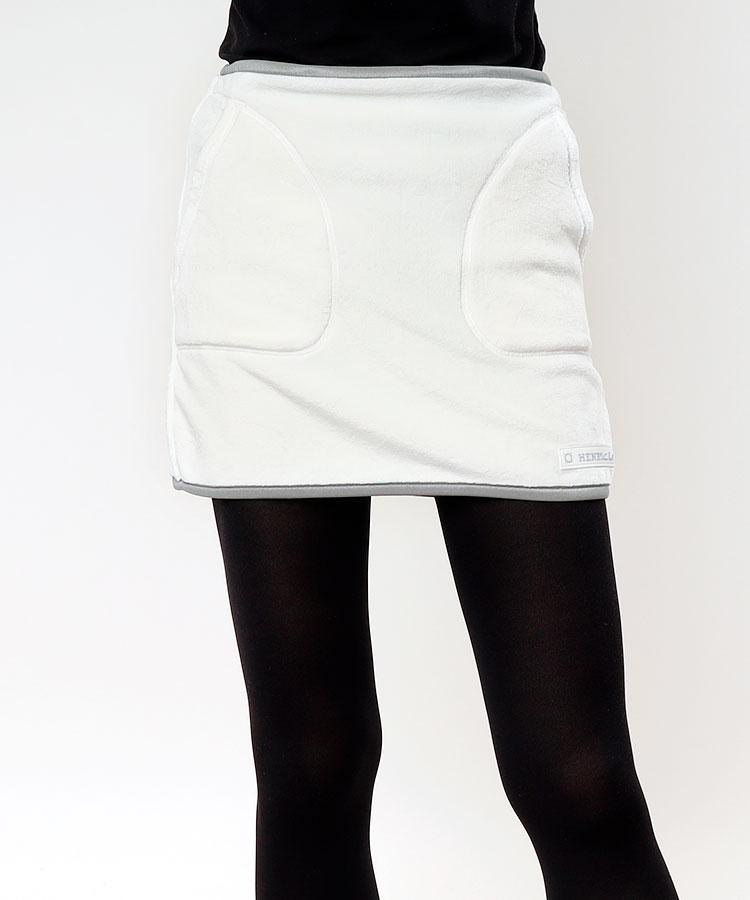 HC 吸湿発熱◆ボアフリーススカート