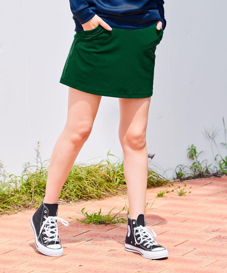 AS 選べるColor★台形スカート