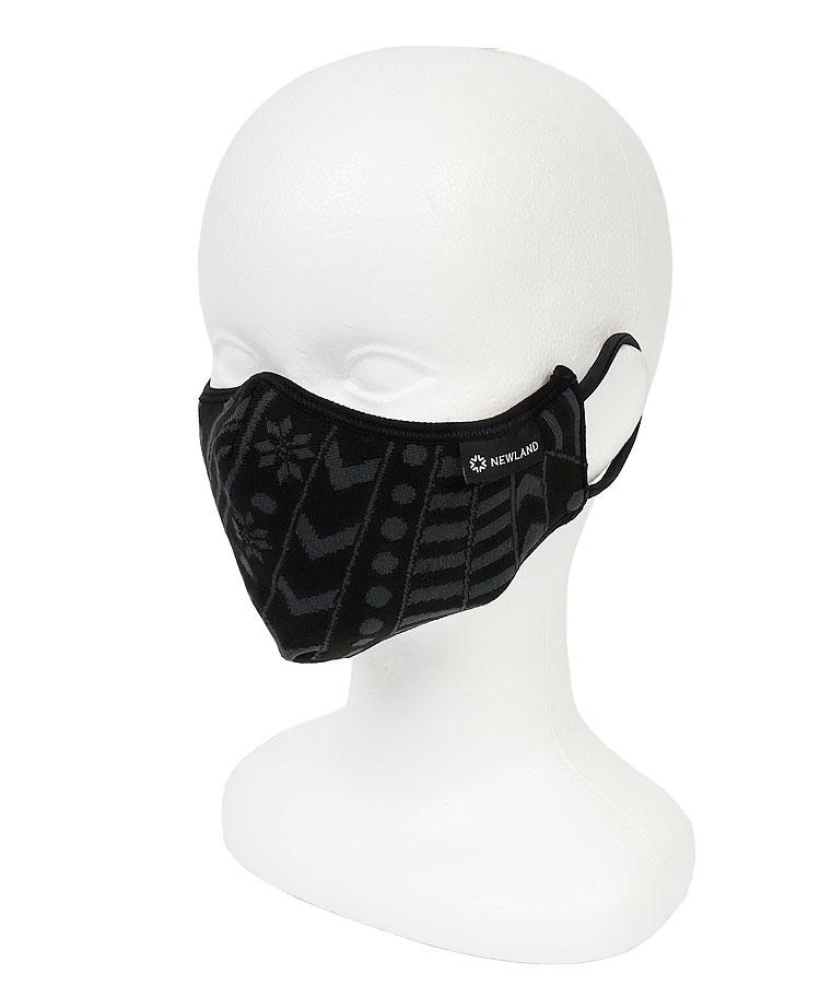 NL グラフィック柄◆ファッションマスク