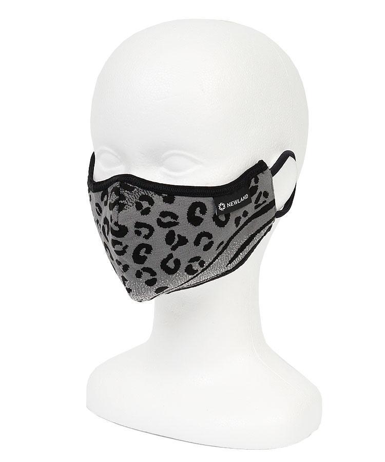 NL レオパード柄♪ファッションマスク