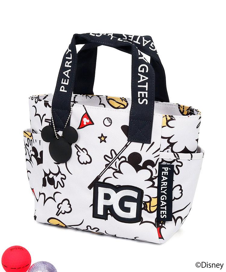 PG ミッキーマウス/キャンバスカートバッグ