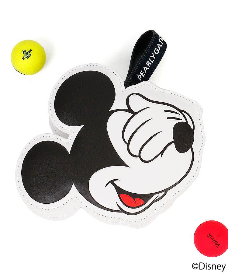 PG ミッキーマウス/ダイカットポーチ