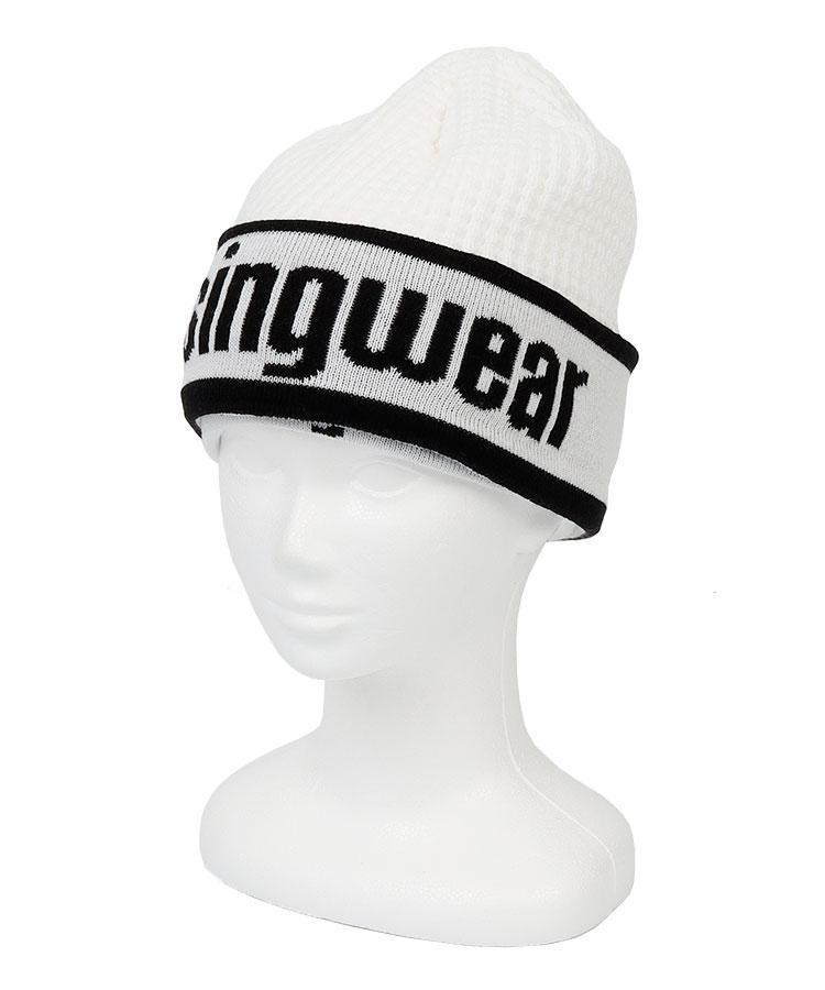 MW ヘアバンド付きニット帽